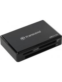 Картридер/USB-хаб Transcend TS-RDF9K2