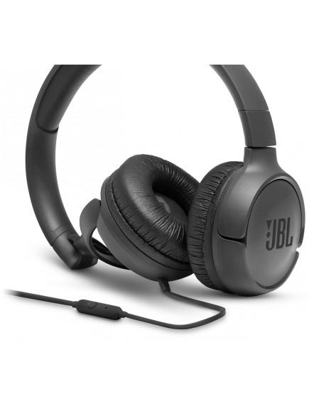 Наушники JBL T500 BLK