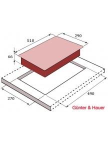 Варочная поверхность Gunter&Hauer CER 321