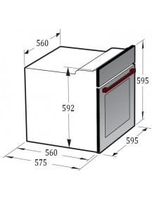 Духовой шкаф Gunter&Hauer EOV 7510 BS