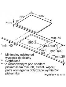 Варочная поверхность Bosch PVS611BB5E