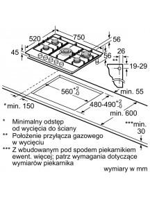Варочная поверхность Siemens EG7B5QB90