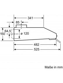 Вытяжка Bosch DUL62FA21