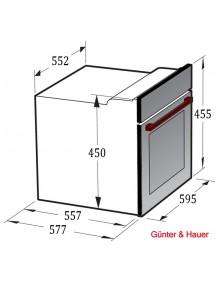 Духовой шкаф Gunter&Hauer EOK 4502