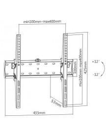 Настенное крепление Brateck KL21G-44T