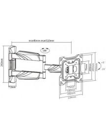Настенное крепление Brateck LPA50-223