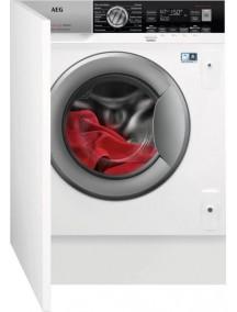 Встраиваемая стиральная машина AEG L8WBE68SI