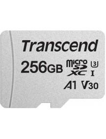 Transcend microSDXC 300S  256ГБ (TS256GUSD300S-A)