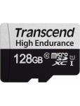 Transcend microSDXC 350V  128ГБ (TS128GUSD350V)