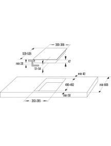 Варочная поверхность Gorenje ECT 322 WCSC белый (730773)