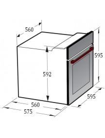 Духовой шкаф Gunter&Hauer EOV 7511 BS