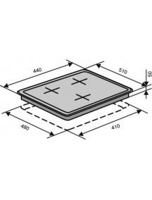 Варочная поверхность VENTOLUX HSF430-P3 CS (X)