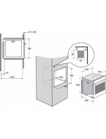 Духовой шкаф Brandt BXE5532X