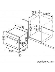 Встраиваемая посудомоечная машина Bosch SCE52M75EU