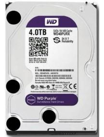 WD Purple WD40PURZ 4ТБ на 64 камеры