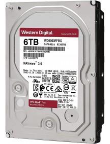 WD Red Pro WD6003FFBX 6ТБ кэш 256