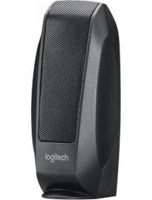 Компьютерные колонки Logitech S120 Black, 2.0, OEM