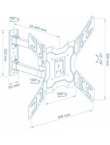 Настенное крепление Walfix R-393B