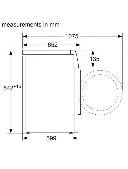 Сушильная машина Bosch WTM85251BY