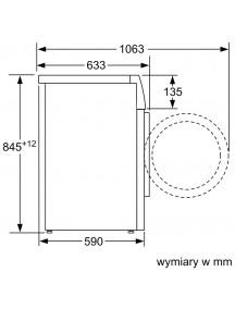 Стиральная машина Bosch WAU 28S60BY