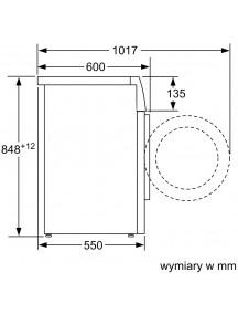 Стиральная машина Bosch WAN2017GPL
