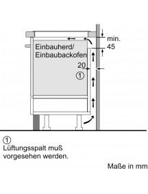 Варочная поверхность Siemens  EX 607LYV5E