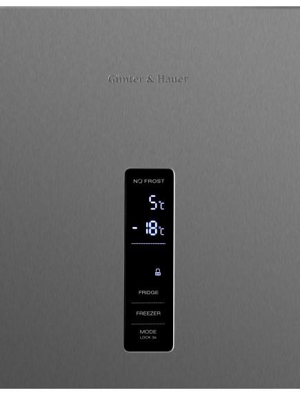 Холодильник Gunter&Hauer FN 342 IDX