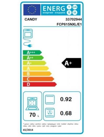 Духовой шкаф Candy FCP615WXL/E1
