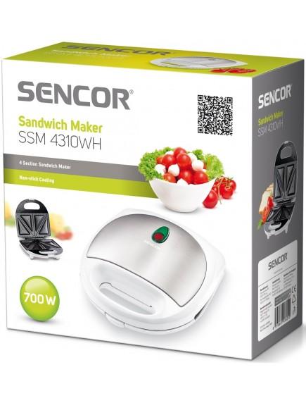 Бутербродница Sencor SSM 4310WH