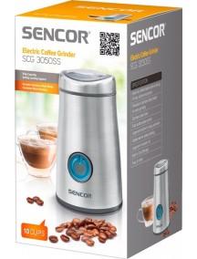 Кофемолка Sencor SCG3050SS