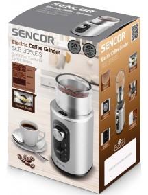 Кофемолка Sencor  SCG 3550SS