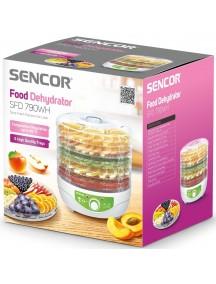 Сушилка фруктов Sencor SFD 790WH