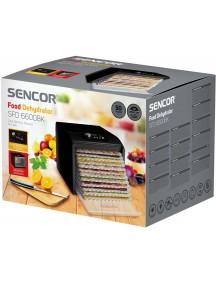 Сушилка фруктов Sencor SFD 6600BK