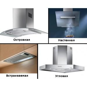 Как выбрать вытяжку для кухни: типы вытяжек