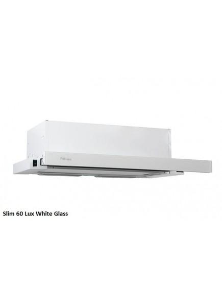 Вытяжка Fabiano Slim 60 Lux White